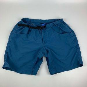 KAVU Men's XL 36 Belted Outdoor Nylon Shorts